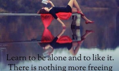 Be Alone And Like It