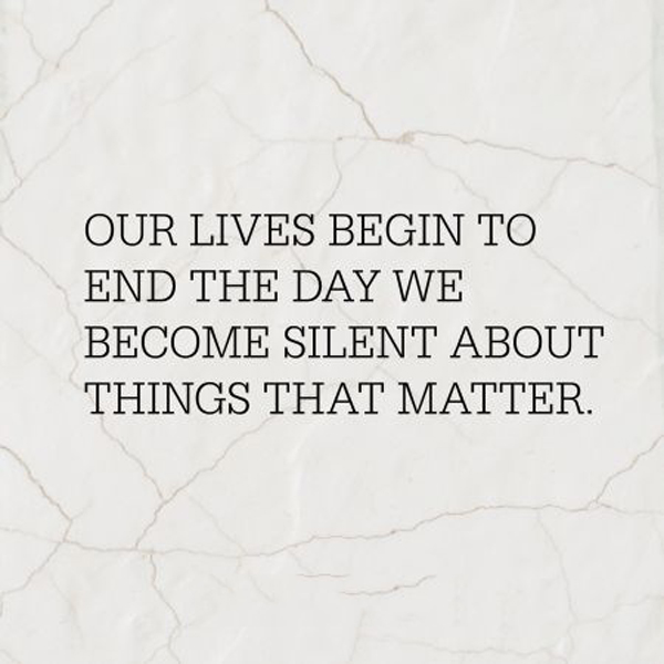 Become Silent