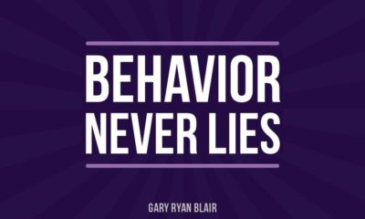 Behavior Never Lies