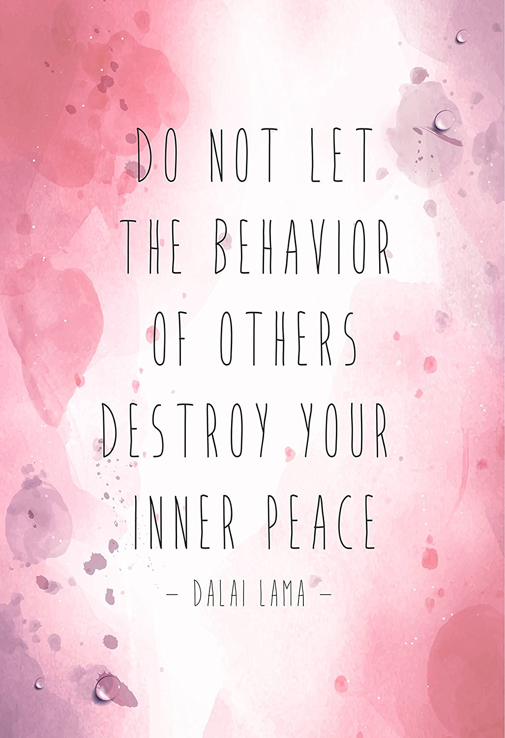 Behavior Of Others Dalai Lama Daily Quotes Sayings Pictures