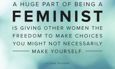 Being A Feminist