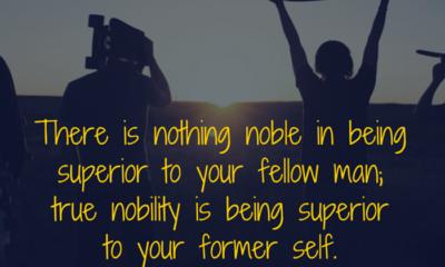 Being Superior