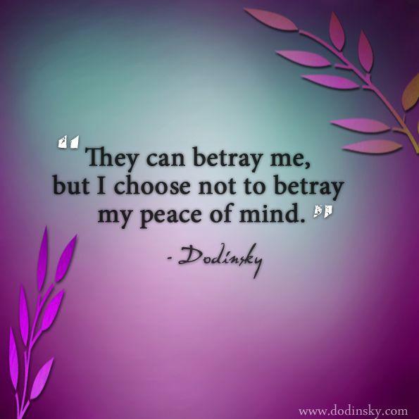 Betray Me