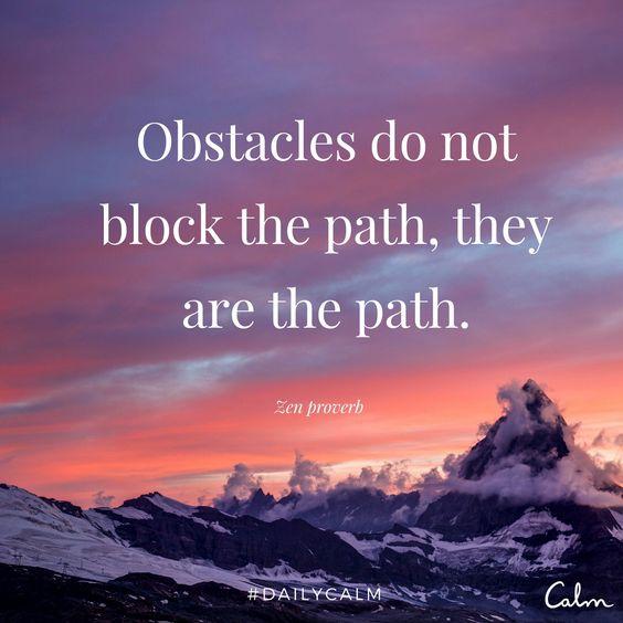 Block The Path