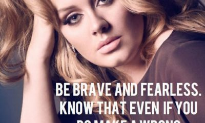 Brave And Fearless