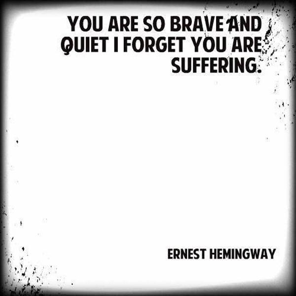 Brave And Quiet