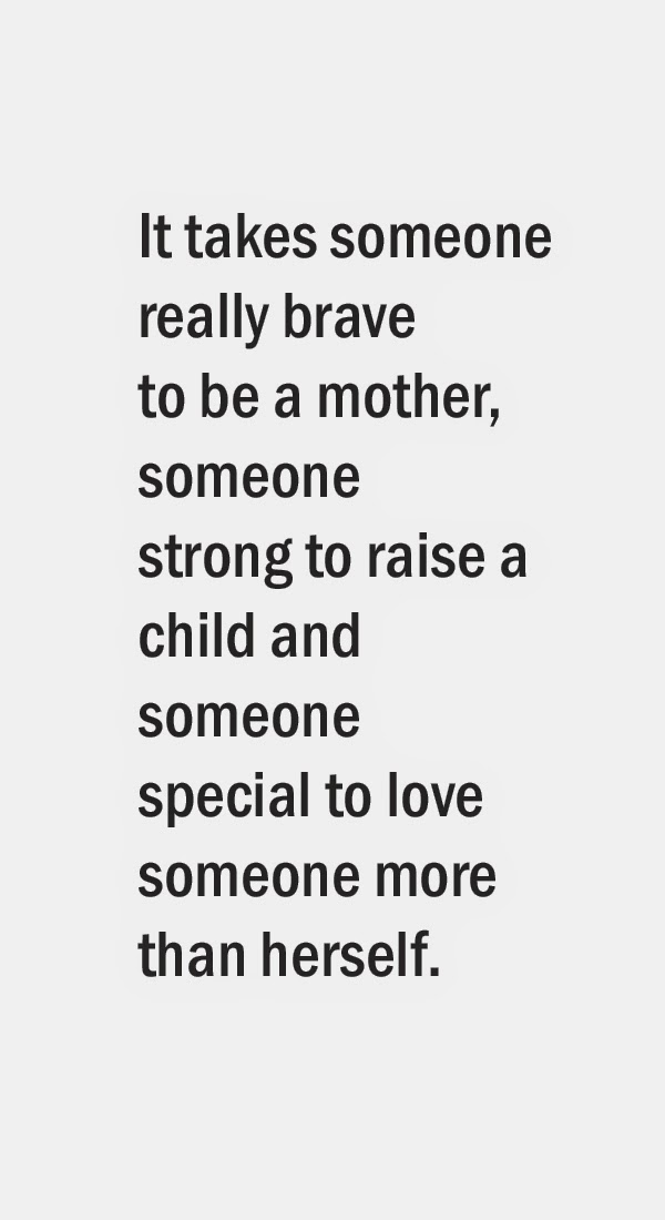 Brave To Be A Mother