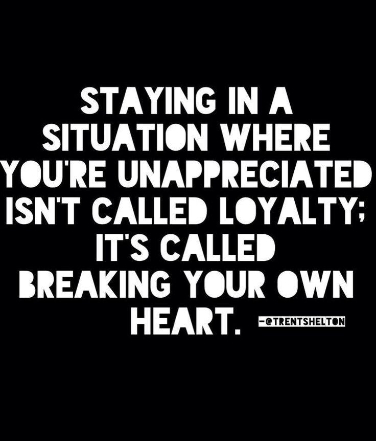 Breaking Your Own Heart