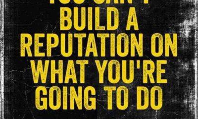 Build A Reputation