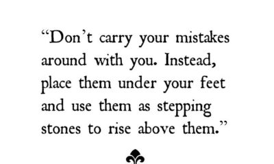 Carry Your Mistakes