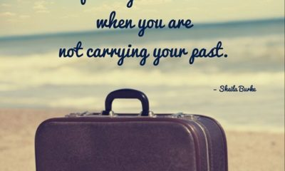 Carrying Your Past