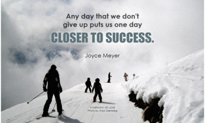 Closer To Success Joyce Meyer Daily Quotes Sayings Pictures