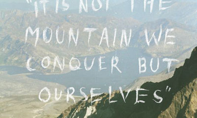 Conquer Your Mountain