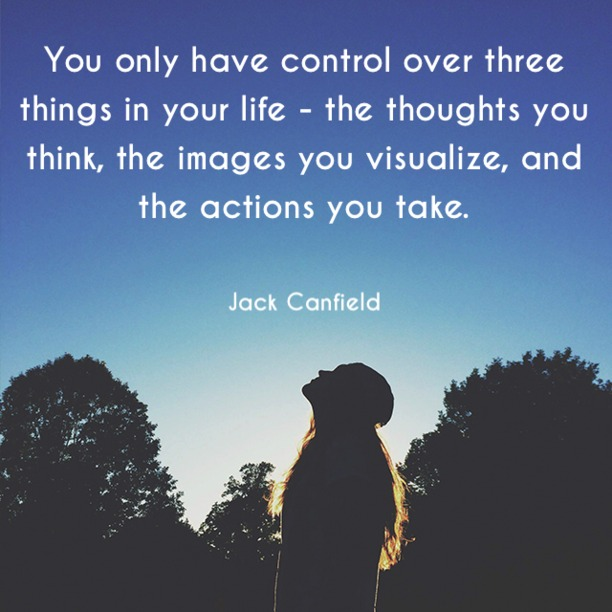 Control Over Three Things