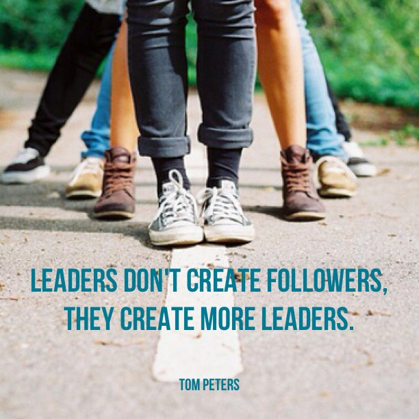 Create More Leaders