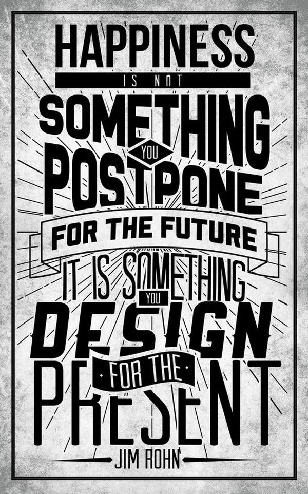 Design For The Present