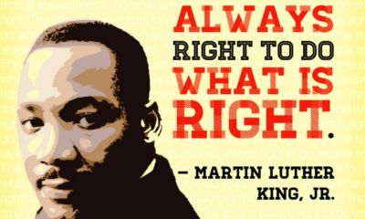 Do What Is Right Martin Luther King Daily Quotes Sayings Pictures