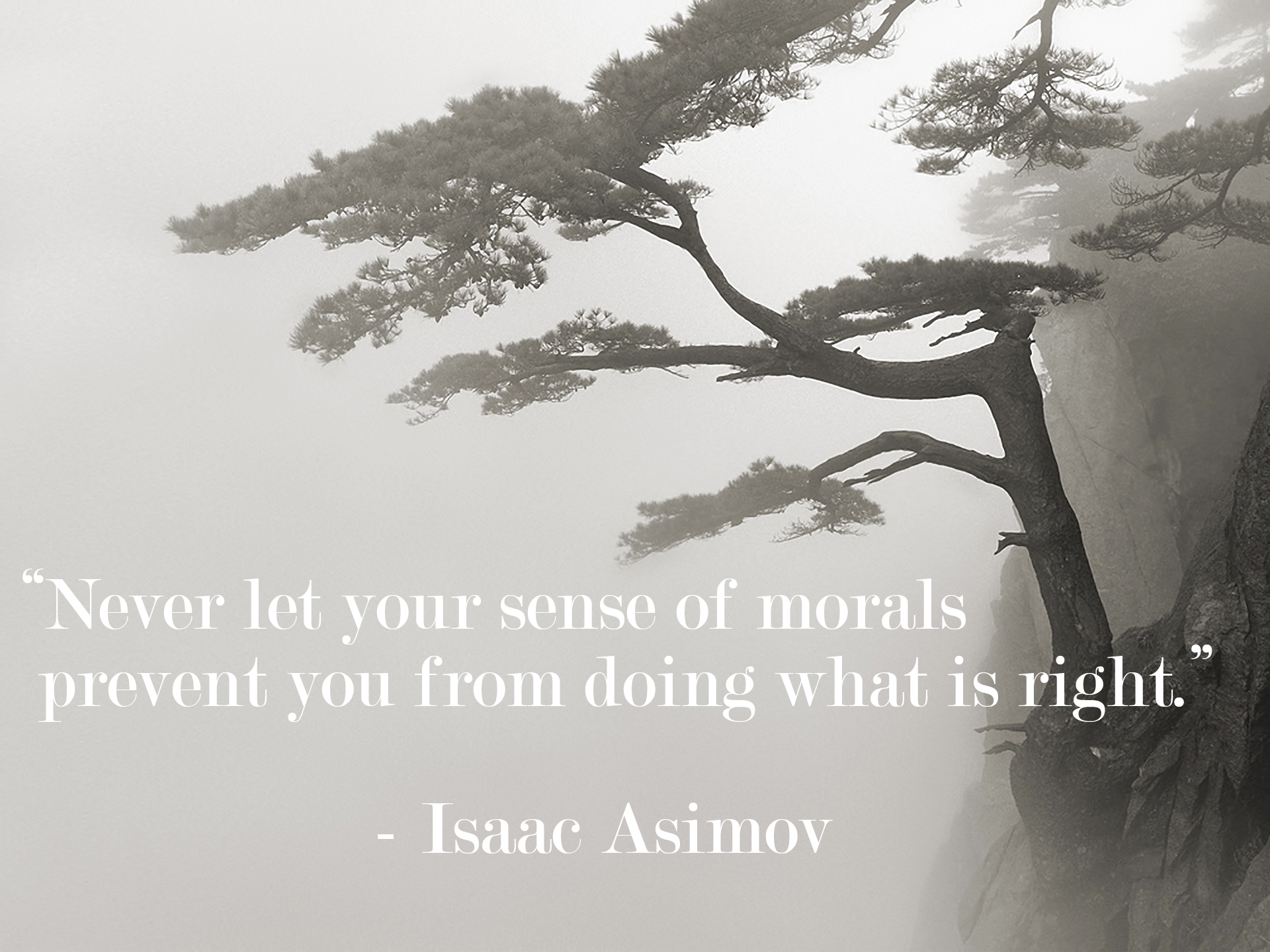 Doing The Right Thing Isaac Asimov Daily Quotes Sayings Pictures