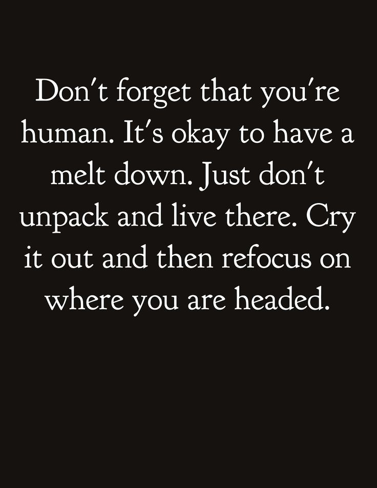 Dont Forget Youre Human