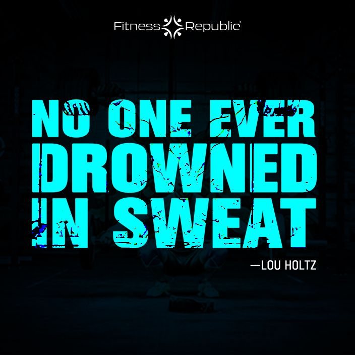 Drowned In Sweat