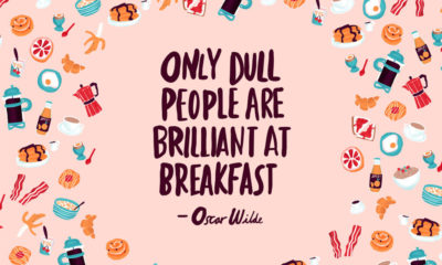 Dull People Breakfast Oscar Wilde Daily Quotes Sayings Pictures