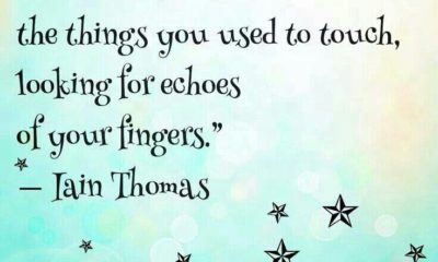 Echoes Of Your Fingers