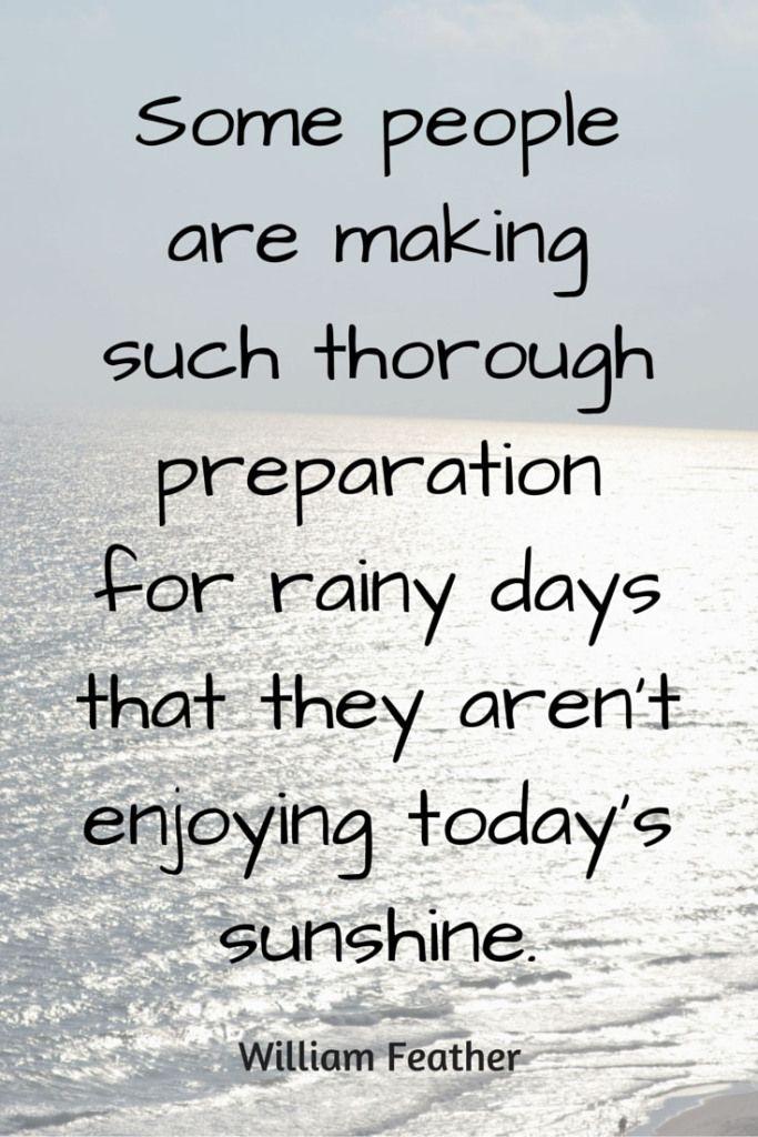 Enjoy Todays Sunshine
