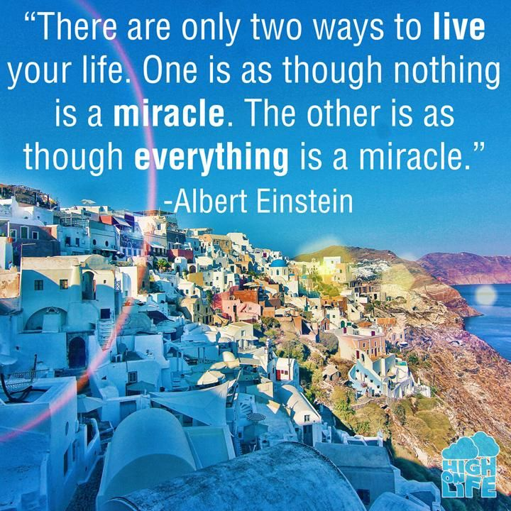 Everything Is A Miracle