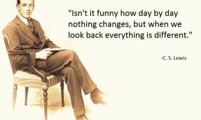 Everything Is Different C S Lewis Daily Quotes Sayings Pictures