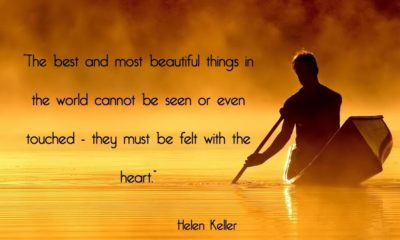 Felt By The Heat Helen Keller Daily Quotes Sayings Pictures