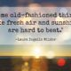 Fresh Air Sunshine Hard To Beat Laura Ingalls Wilder Daily Quotes Sayings Pictures