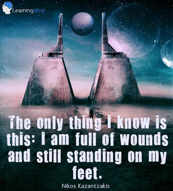 Full Of Wounds