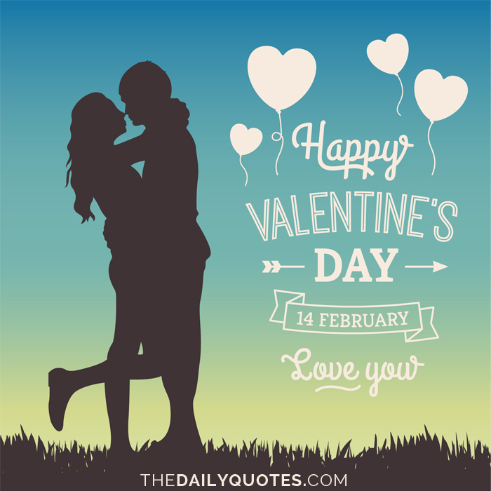 Valentine card happy s day