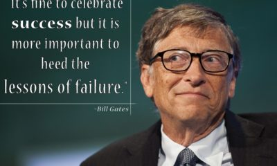 Heed The Lessons Of Failure Bill Gates Daily Quotes Sayings Pictures