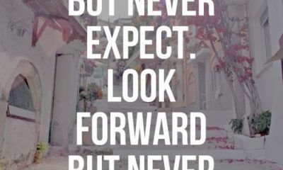 Hope But Never Expect