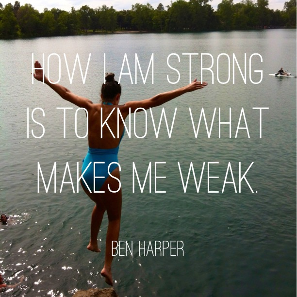 How I Am Strong