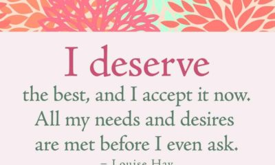 I Deserve The Best