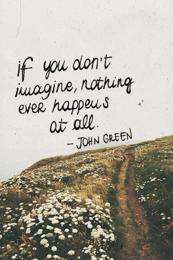If You Dont Imagine
