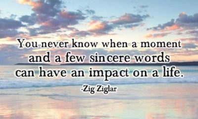 Impact On A Life