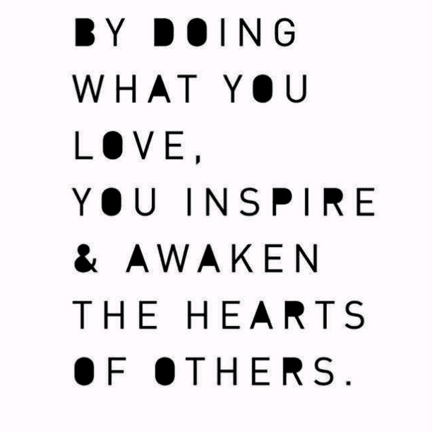 Inspire The Hearts Of Others