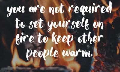 Keep People Warm