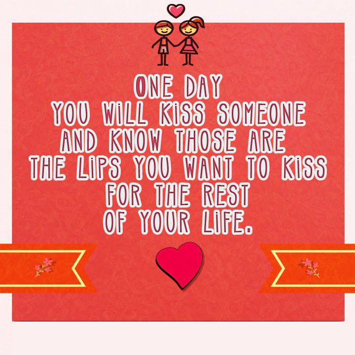 Kiss Someone