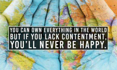 Lack Contentment