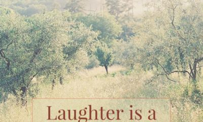 Laughter Is A Sunbeam