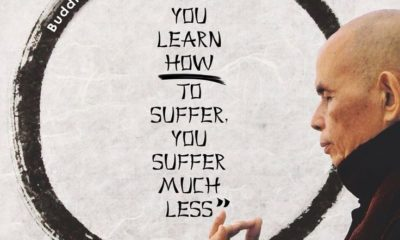 Learn How To Suffer