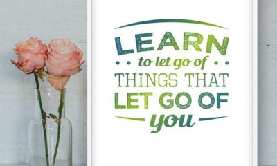 Let Go Of You