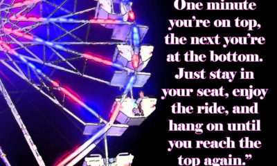 Life Is Like Ferris Wheel Susan Gale Daily Quotes Sayings Pictures