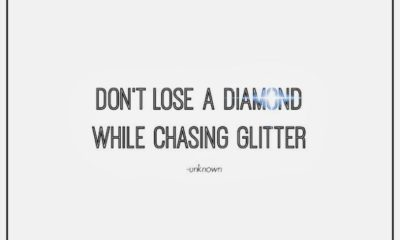 Lose A Diamond