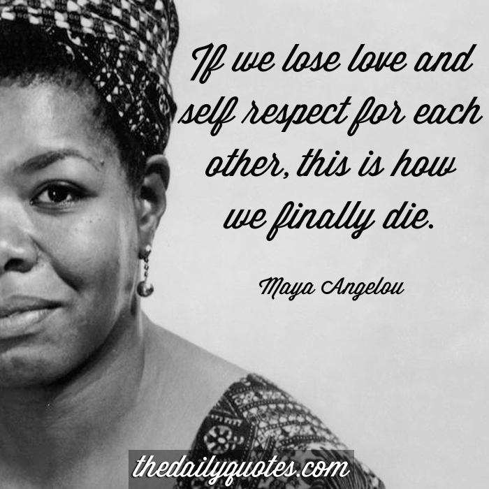 Love And Self Respect