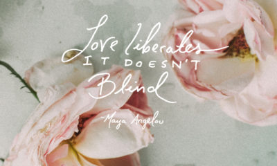 Love Liberates Maya Angelou Daily Quotes Sayings Pictures